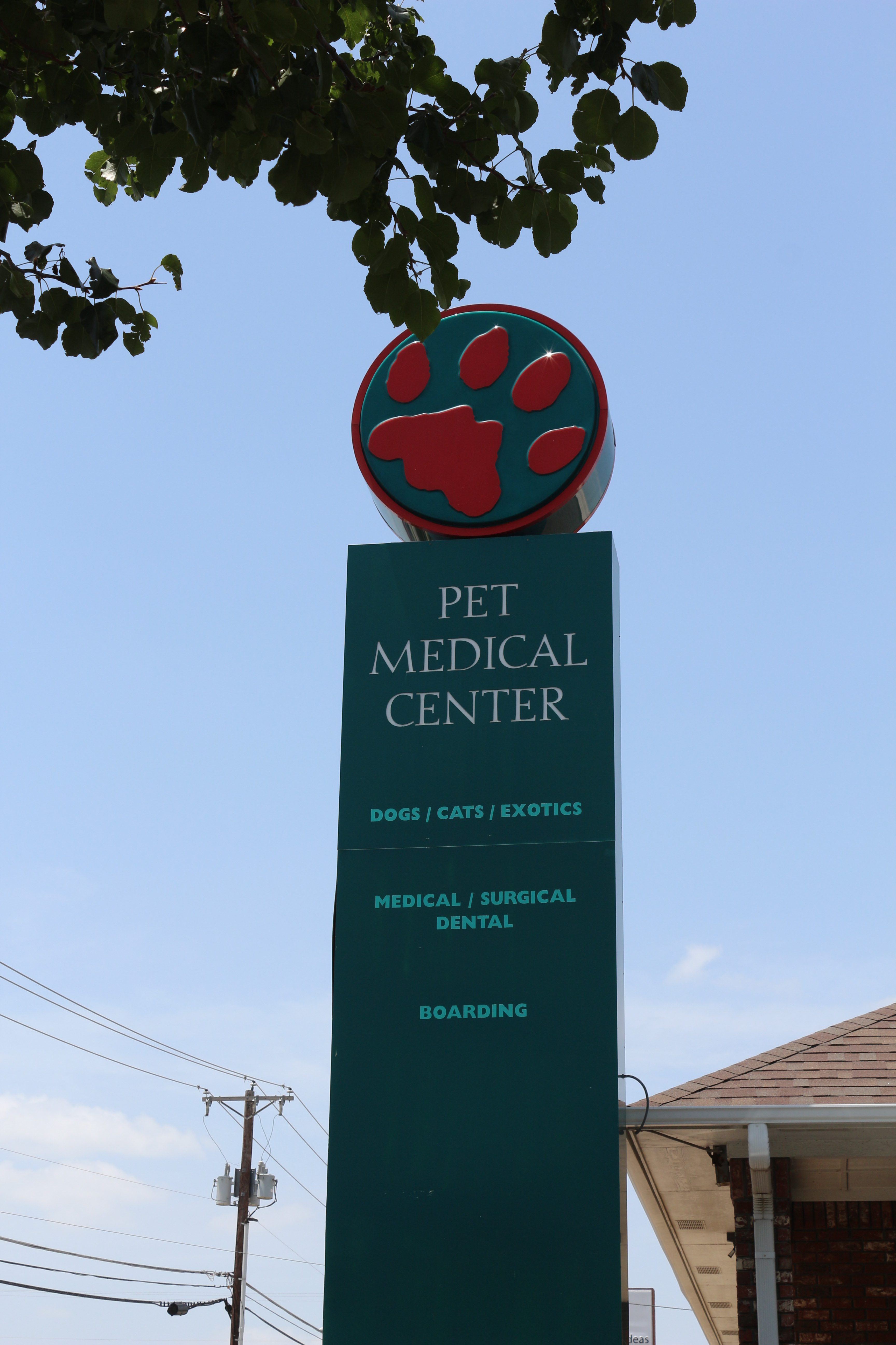 PMC Sign